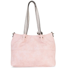 Emily & Noah Bag in Bag Surprise 299 Handtasche Gr. S Rose/Hellgrau