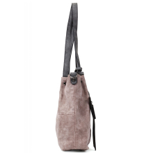 Emily & Noah Bag in Bag Surprise 299 Handtasche Gr. S Rose/Grau