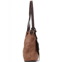 Emily & Noah Bag in Bag Surprise 299 Handtasche Gr. S Cognac/Braun