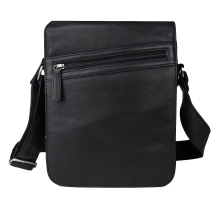 Greenburry Oily Tumbled 694-20 Leder Messenger Schultertasche