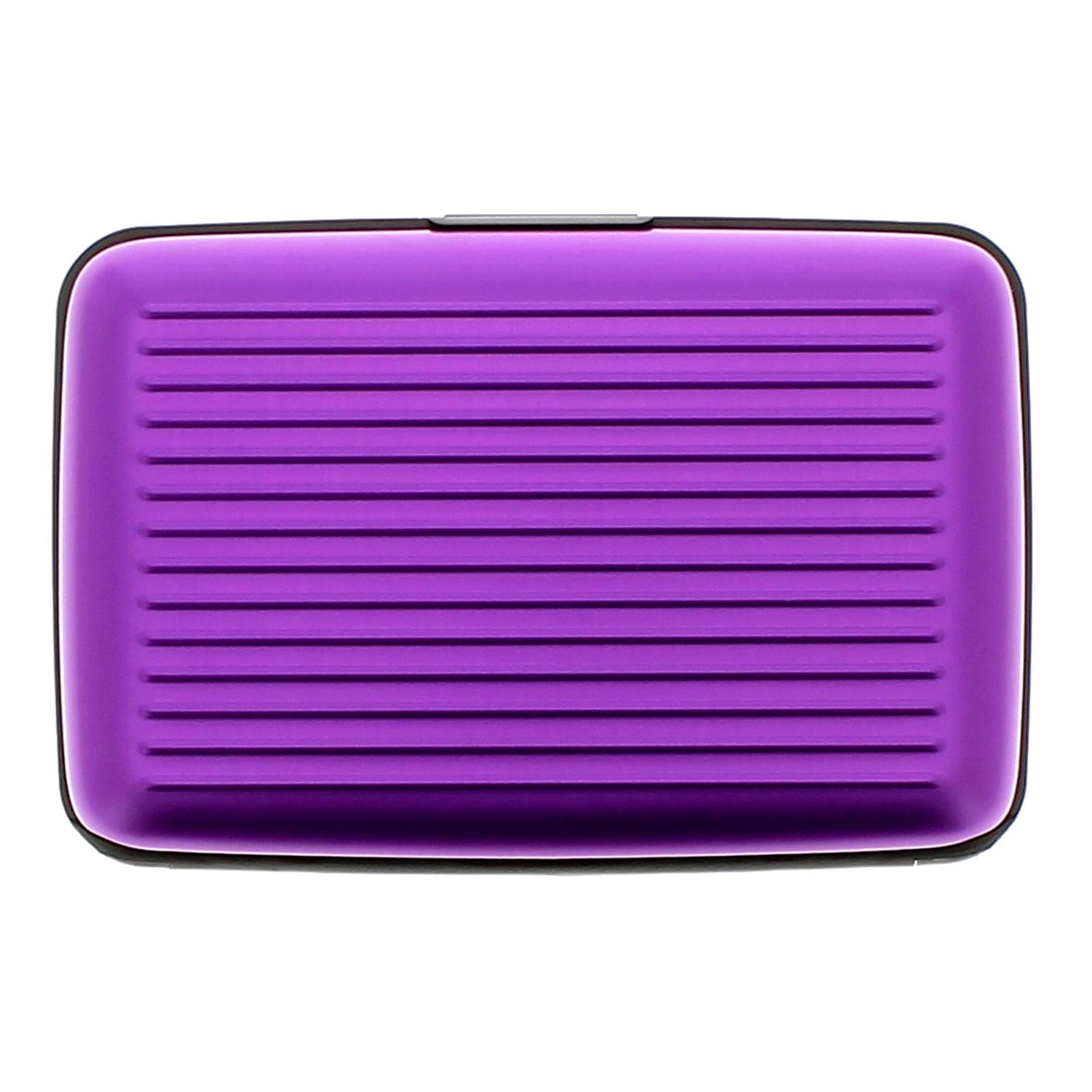 Ögon Stockholm Card Holder Kartenetui RFID-safe Violett