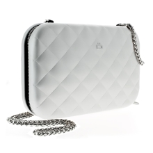 Ögon Quilted Lady Bag Clutch Schultertasche RFID-safe für Damen
