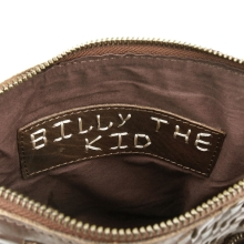 Greenburry Billy the Kid Nasty Cowboys Emporia M490 Leder Schultertasche für Damen Mud