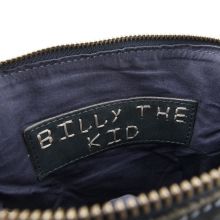Greenburry Billy the Kid Nasty Cowboys Emporia M490 Leder Schultertasche für Damen Blau