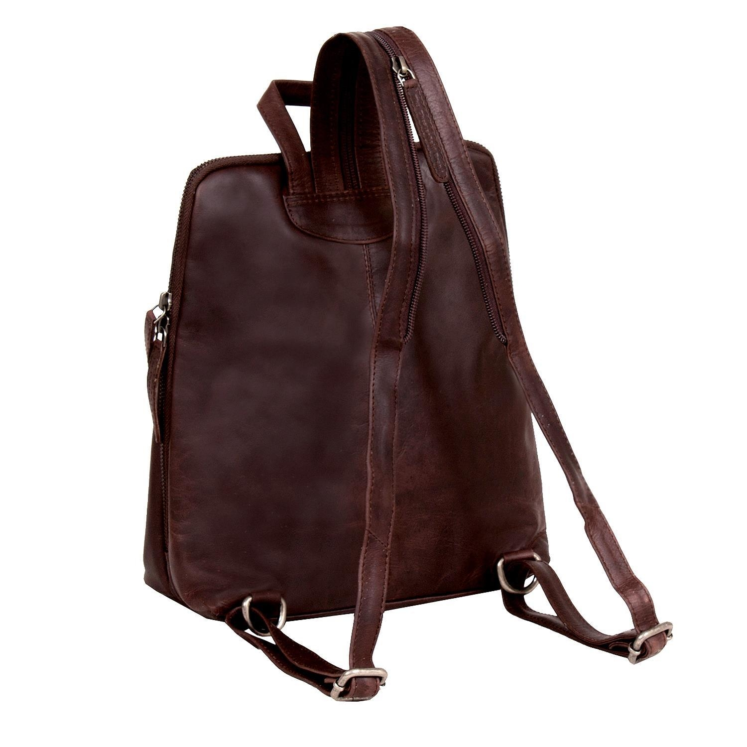 The Chesterfield Brand Clair Leder Rucksack