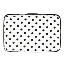 Ögon Stockholm Card Holder Kartenetui RFID-safe Dots